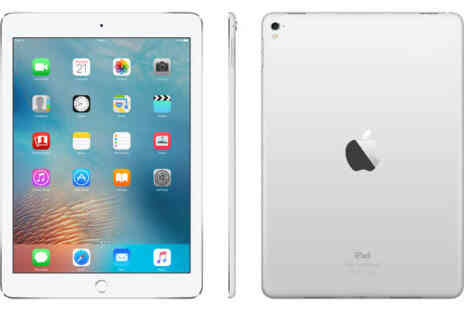 Deal Champion Goods - Apple iPad Pro 128GB, Wi-Fi Plus 4G Available in Silver Or Space Grey - Save 0%