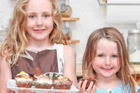 SDM Coffee House - Kids Cupcake Party High Quality Ingredients - Save 63%