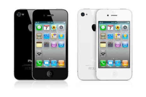 Deal Champion Goods - Apple iPhone 4 Choice of Black & White - Save 0%