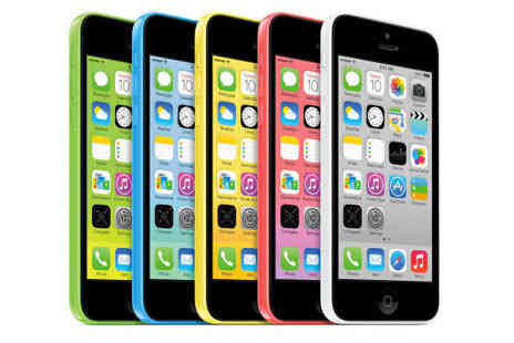 Deal Champion Goods - Apple iPhone 5c 16GB Unlocked Choice of 5 Colours - Save 0%