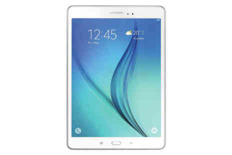 Deal Champion Goods - Samsung Galaxy Tab A 9.7 Inch 1.2 Ghz 1GB, 16GB WiFi Android 5.0 Tablet - Save 48%