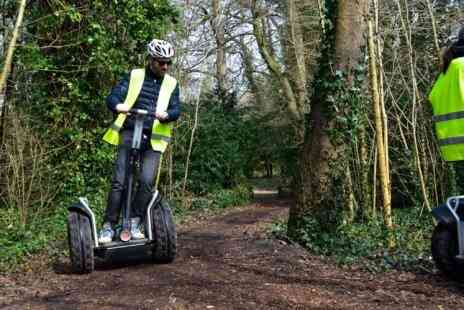 Dorset Activities - One Hour Segway Experience for Two - Save 24%