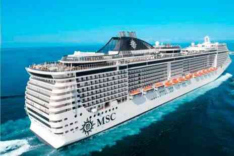 Booking In Style - Seven Nights MSC Preziosa Stay On 4th October 2017 - Save 0%