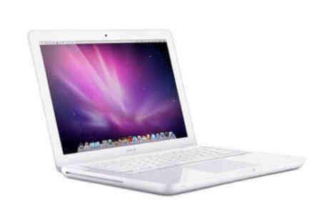 Deal Champion Goods - Apple MacBook A1342 Laptop White 13.3 Inch Display - Save 60%