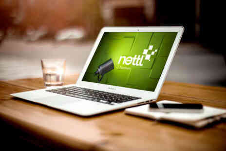 Nettl - Expert Design & Build of All In One Website Mobile & Tablet Friendly - Save 70%
