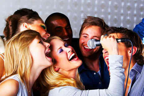 Electric Circus - £4 to enjoy one hour of private karaoke and one cocktails - Save 70%