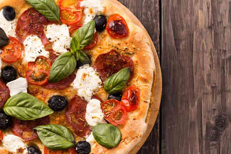 Marcellos Restaurant - Pizza or pasta dining for two - Save 58%