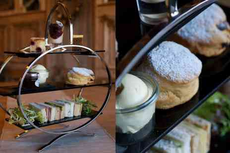 Middletons Hotel - Prosecco afternoon tea for two - Save 54%