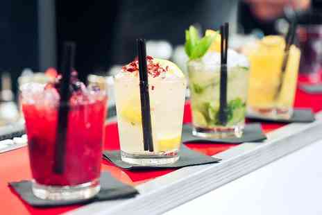 Suds & Duds - Four cocktails and a sharing platter for two - Save 61%