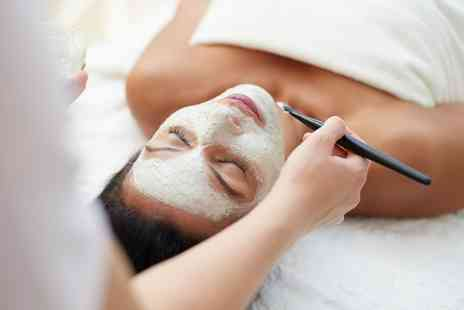 The Pamper Lounge - Aloe Vera Facial, Foot Peel or Both - Save 51%