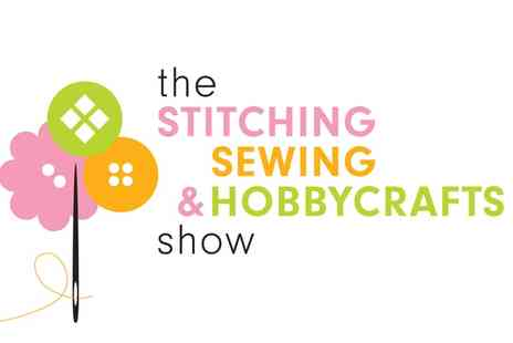 ICHF - Adult Ticket to Stitching, Sewing and Hobbycrafts Show at Westpoint Arena, 22 To 25 September - Save 41%