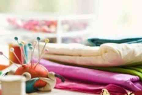 Prangsta Costumiers - Dressmaking and Tailoring Workshop For Two - Save 59%