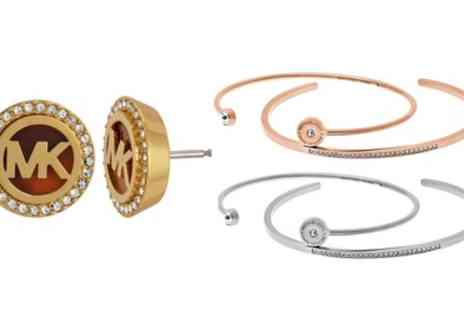 Groupon Goods Global GmbH - Michael Kors Jewellery With Free Delivery - Save 35%