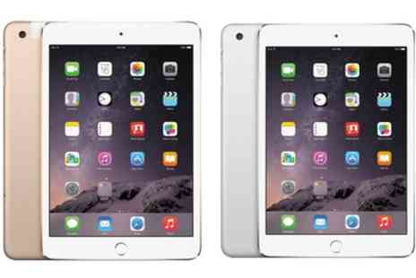 Goldboxdeals - Refurbished Apple iPad Mini 3 128GB Wifi or Wifi Plus Cellular in Space Grey or Silver With Free Delivery - Save 0%