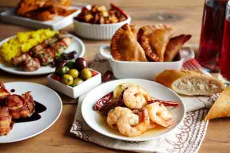 Baba reeba - Eight or Sixteen Tapas for Two or Four - Save 64%
