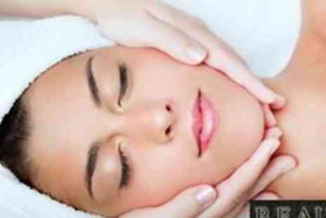 Beauty LA - Dermalogica facial plus back, neck, shoulder and scalp massage - Save 69%