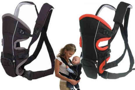 Deal Champion Goods - 3 in 1 Baby Carrier Backpack Sling Wrap - Save 0%