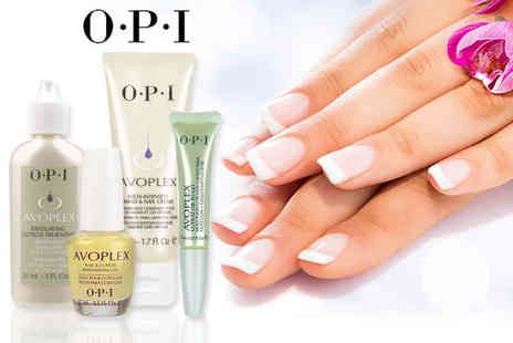 Miisee - Four piece OPI Avoplex complete nail & cuticle set - Save 67%