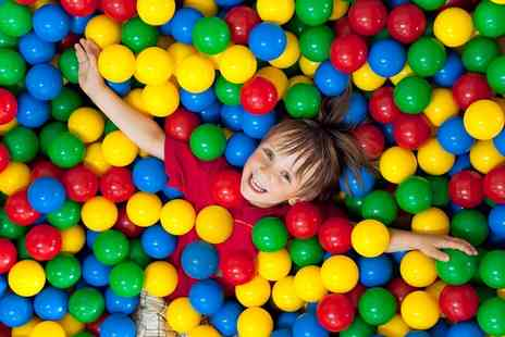 Kidsvision Soft Play Hire - Two or Three Hour Soft Play Hire - Save 51%