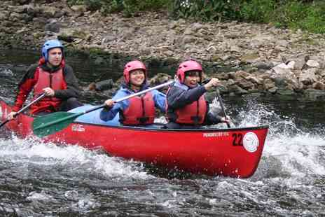 Ross on Wye Canoe Hire - Full Day Canoe Hire for Two - Save 49%