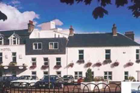 The Angus Hotel - Two-night Perthshire break for two people with breakfast - Save 68%