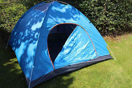 Capital Outdoors - 2 Man Pop Up Dome Tent - Save 0%