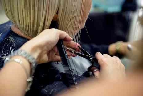 Parees Hair Studio - Ladies Haircut and Finish - Save 0%
