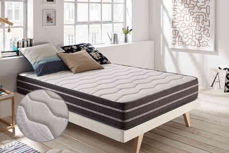 Gourmentum - Single, double or king size anti stress graphene mattress - Save 70%