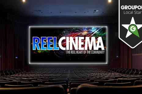 Reel Cinemas - Two Tickets to Reel Cinemas on 13 Locations - Save 50%