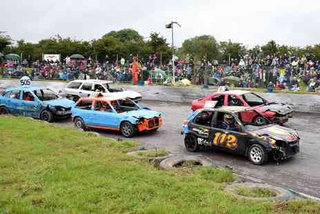 Graham Bunter - Entry to Brisca F2 Stock Cars, Banger Racing and S and S Trophy Rods on 18 September - Save 50%