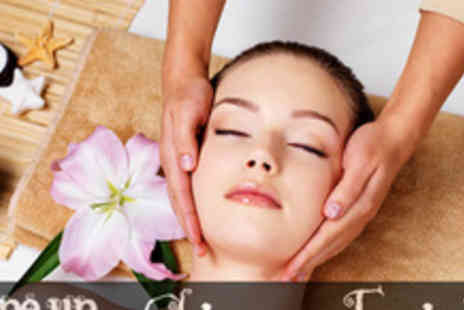 Shape Up And Tone Down - Make you face glow with reviving Chinese facial - Save 70%