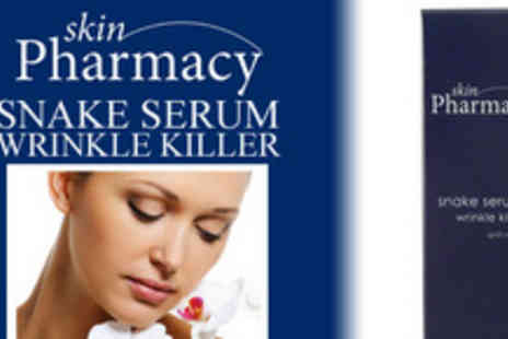 Skin Pharmacy - Try a revolutionary new anti-ageing product - Save 76%