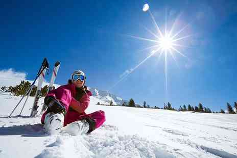 Holiday Search 247 - Five or Seven nights 4 Star Bulgarian skiing break with breakfast and flights - Save 24%