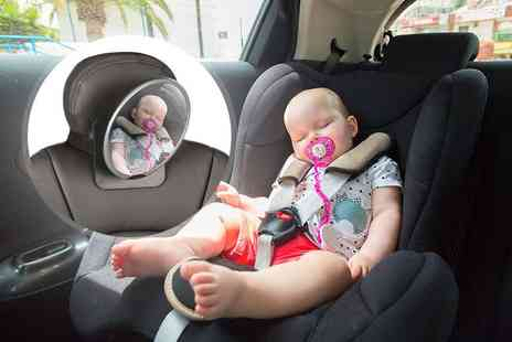 Precious Little One - Easy view car seat mirror - Save 33%
