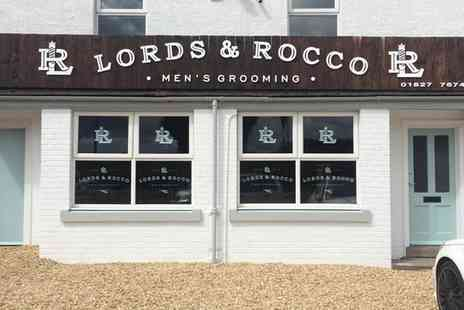 Lords and Rocco - One Hour Full Body Massage - Save 37%