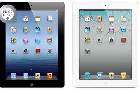Goldboxdeals - Refurbished Apple iPad 3 16GB  to 64GB Wi Fi in Black or White With Free Delivery - Save 0%