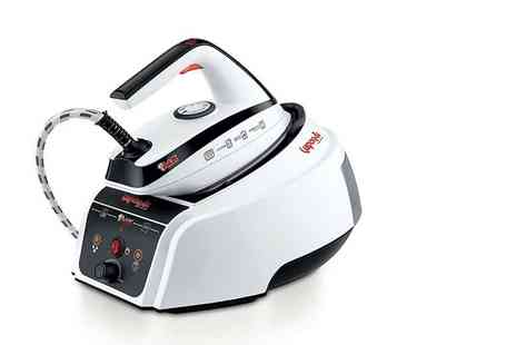 Polti - Polti Vaporella Forever 650 steam generator iron - Save 48%