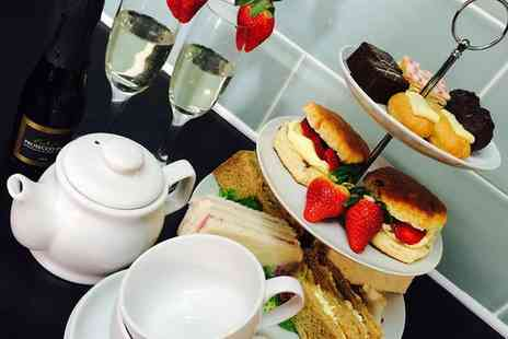 Runway 26 - Afternoon Tea with Optional Prosecco for Two or Four - Save 50%