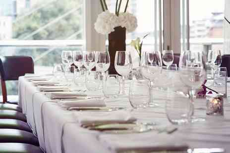 The River Bar - Choice of Wine Dinner on Selected Dates 30 Sep To 26 May - Save 0%