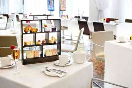 Ability Hotels - Celeb Hotspot Afternoon Tea & Bubbly for Two - Save 42%