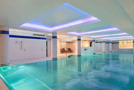 Hilton Cardiff - Spa and leisure day pass for two people - Save 58%