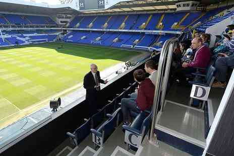 Buyagift - Tottenham Hotspurs White Hart Lane football stadium tour for two - Save 0%