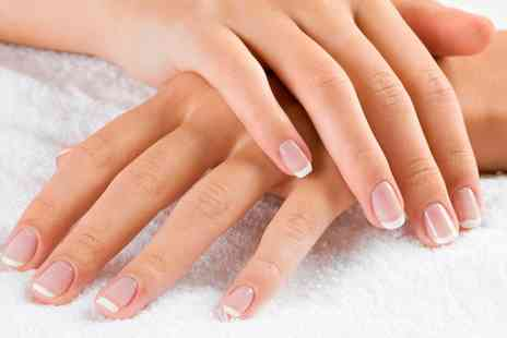 Salon 14 - Gel Manicure, Pedicure or Both - Save 56%