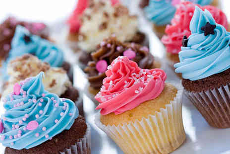 Buckleys Bakery - 12 cupcakes And home delivery - Save 61%