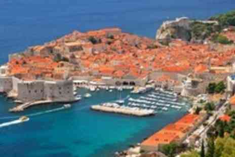 Argosy Hotel - In Dubrovnik Three Night Half Board Stay For Two from 14 May to 21 June or 22 September to 10 October - Save 32%