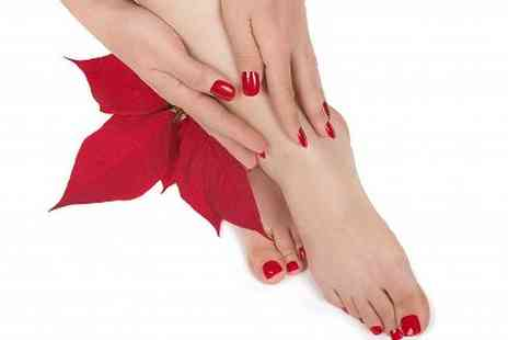 Hearts Beauty - Pedicure Treatments - Save 25%