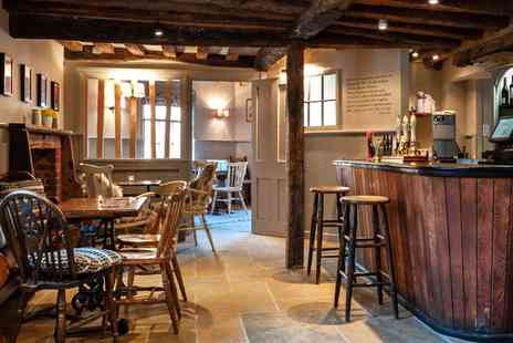 The Inn at Cranborne - Three Course Meal & Bubbly for 2 - Save 50%