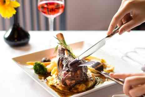 The Boot Room Eaterie -- Michelin Listed 2 Course Meal & Bubbly for 2 - Save 51%