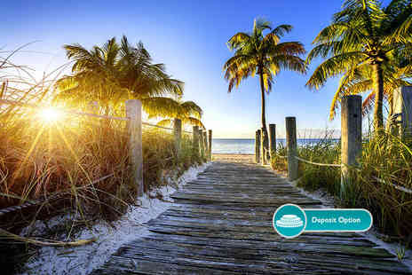 Holiday Search 247 - Seven or Fourteen night Orlando holiday and flights - Save 34%
