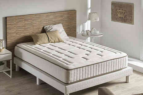 Gourmentum - Luxury cashmere visco memory foam mattress - Save 70%